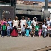 Promueven difusión patrimonial: Parvulitos de la JUNJI visitaron Salitrera Humberstone