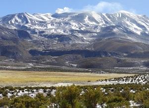 Nueva ruta para ascender al Volcán Isluga y fomentar el ecoturismo