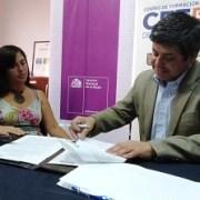 Alianza estratégica entre Sernam y el Centro de Formación Técnica de la UTA