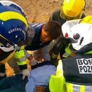 Al menos 3 muertos y una treintena de herido tras bus que volcó entre Huara y Colchane
