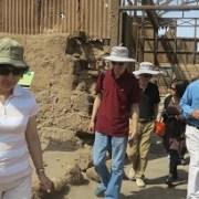 Embajador de la República Popular China, recorrió salitreras Humberstone y Santa Laura