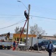 Calles de Pozo Almonte tendrán luces led, mejorando alumbrado y ahorrando energía