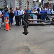 Moderno camión bachetero podrá rellenar entre 150 a 200 hoyos en las calles de Iquique