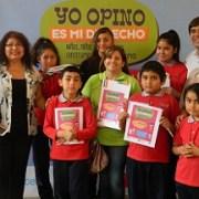 """En Huatacondo, a 200 kilómetros de Iquique continuó campaña """"Yo Opino, Es mi Derecho"""""""