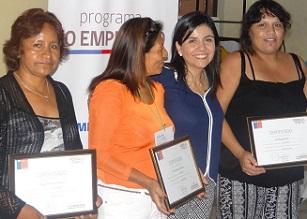 A un año del terremoto FOSIS concluye programas de emprendimientos para familias afectadas