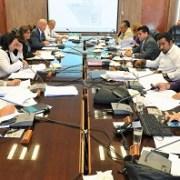 Recursos por más de mil  millones para relleno sanitario, proyectos  FIC y Pulpería de Humberstone, aprobó el CORE