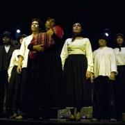 Serie Teatro y Cuentos de la Memoria: Obra teatral, Coruña, la ira de los vientos