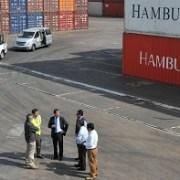 Paro de Aduanas impacta también en el acopio de mercaderías en el Puerto