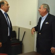 Alcalde Soria y Bienes Nacionales estudian traspaso de terrenos en Lobitos para proyecto habitacional