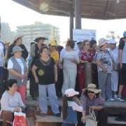Este miércoles 17: Pasacalle por Baquedano hacia Plaza Prat en el Día Contra el Maltrato al Adulto Mayor