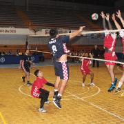 "Finaliza primera etapa de ""Copa Collahuasi"" de Voleibol"