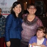 FOSIS busca mejorar condiciones de vida mediante programa de emprendimiento de nivel inicial