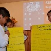 Niños y jóvenes de Pica, participaron en jornada contra el trabajo infantil
