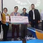 Iquique: Modelo Surya categoría Urbano ganó primer lugar en encuentro de Electromovilidad