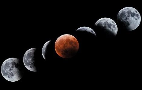 Guía para no perderse el eclipse lunar de este 27 de septiembre