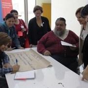 Dirigentes sociales aprenden sobre leyes de  participación ciudadana y no discriminación