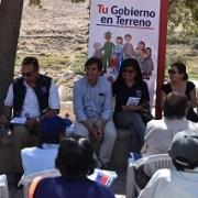 Gobierno en terreno: Participación de vecinos y rol de Servicios Públicos, destacó Gobernador Claudio Vila