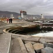 Avanzan obras de recuperación  del borde costero, sector Playa Bellavista a Piscina Alcalde Godoy