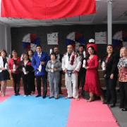 Habilitan espacio para el deporte y la recreación en departamento de extranjería
