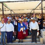 Adultos mayores tuvieron jornada reflexiva en La Huayca