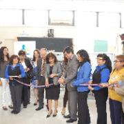 Inauguran nuevo punto de atención para beneficiarios de Fonasa