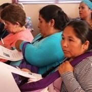 Promueven  liderazgo y redes en mujeres para mejorar vocería con organizaciones sociales