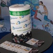 Chilenter reúne más de una tonelada de basura electrónica para ser reciclada