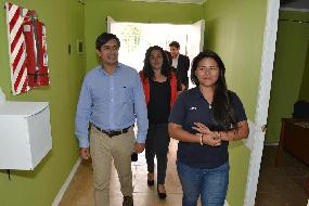 Sename y municipalidad de Pozo Almonte  celebran nuevo convenio de protección