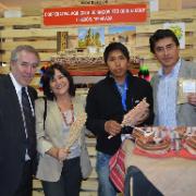Promueven atractivos de Colchane durante  ExpoMundoRural