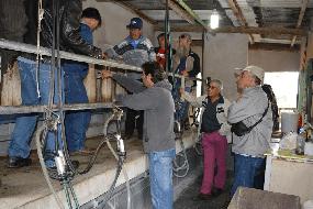 Ganaderos de El Tamarugal realizaron Gira Tecnológica en Mendoza