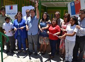 Abren nuevo programa en oficina de protección de  derechos en comuna de Huara