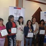A través de programa «Yo Emprendo Semilla», FOSIS apoya a familias más vulnerables