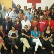 Apoyo cerrado de la DC, con su camarada, el Ministro Burgos, tras no ser informado de viaje de Bachelet a la Araucanía