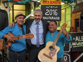 La Banda del comodoro representará a Tarapacá en el Festival Rockódromo en Valparaíso