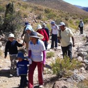 "Programa Estratégico de Turismo de Corfo ""Qhapaq Ñan""  realiza recorrido por Ruta del Inca en Socoroma"