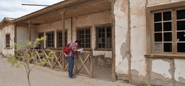UNESCO  entrega asistencia Internacional de Emergencia Post terremoto 2014 para Oficinas salitreras de Humberstone y Santa Laura, CHILE
