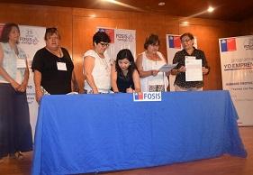 FOSIS fortalece iniciativas emprendedoras de 140 personas de Iquique y 20 Pozo Almonte