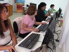 Abren cupos para participar en  alfabetización digital, orientado a personas con capacidades especiales