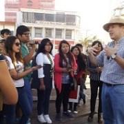 Estudiantes de arquitectura del Perú, harán propuesta para el tradicional barrio  El Morro