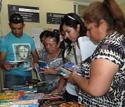 Día del Libro: Cuentos, novelas y textos de estudios regaló Juzgado de la Familia