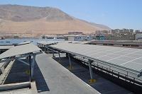 Mall Zofri es el primer centro comercial del país que utiliza energía renovable