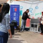 Jóvenes infractores de ley, benefician a su comunidad con proyecto ecológico