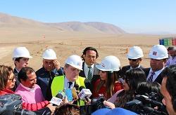 Solución asfáltica para la concetividad Alto Hospicio- Huara estará terminada a fines del 2017