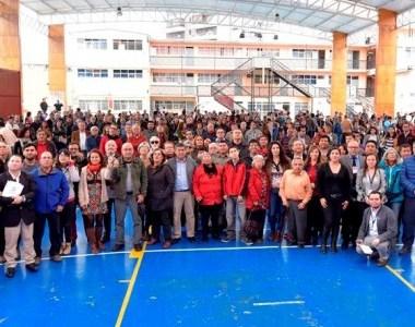 Intendenta de Tarapacá destacó el medio millar de personas que asistio a Cabildo Regional