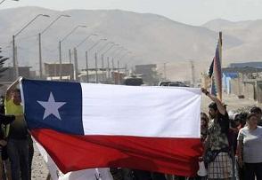 Unas 170 familias desalojadas de toma de terreno fueron reubicadas