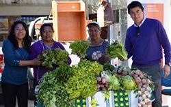 """Productoras del Tamarugal destacaron en muestra """"Puertas Abiertas"""""""
