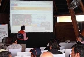 """Plataforma web de la ONEMI  """"Chile Preparado"""" entrega  información sobre situaciones de amenazas"""