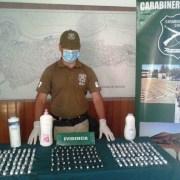 Detienen a primos dedicados al tráfico de drogas en la Región