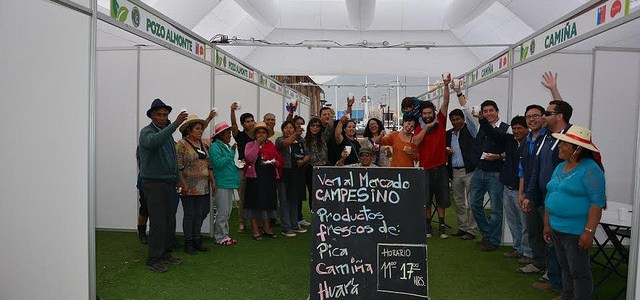 Casi tres mil personas conocieron productos del Tamarugal en Mercado Campesino