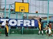 Liga basquetbol de Zofri en categoría sub 11 tendrá campeón este sábado